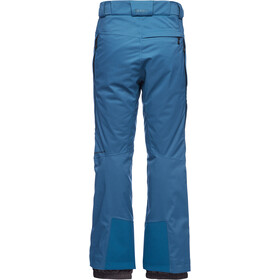 Black Diamond Boundary Line Pantalon isolant Homme, astral blue